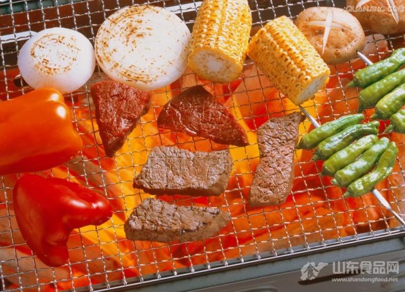 夏季烧烤小窍门 怎样烤蔬菜更好吃