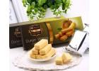 泰国美芙榴莲味威化饼干120g*24袋